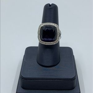 David Yurman 14mm Black Orchid Diamond Albion 7